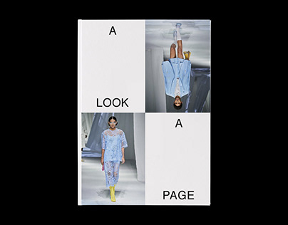 A Look A Page - SS21