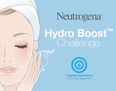 Neutrogena Hydro Boost Challenge