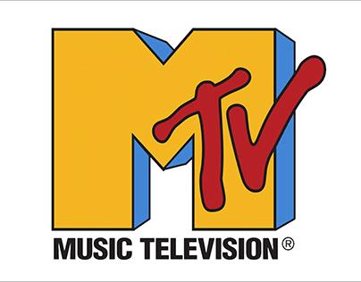 MTV Station Logo