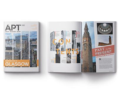 APT Magazine | Editorial Design