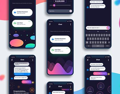 Chatbot - Mobile Banking