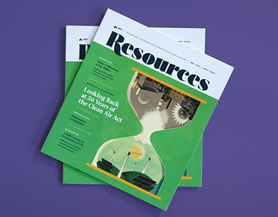 Resources Magazine Issue 204 / Resources for the Future
