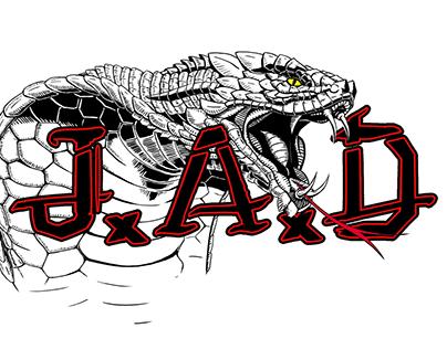 JAD - Band logo design