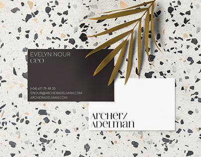 Archer Adelman Branding / Finance Consultancy