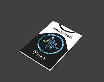 e-tartı industrial weighing systems catalog design