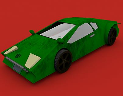 My Toy Car 3D animation