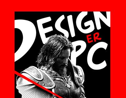 DESIGNER PC
