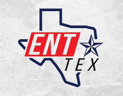 EntTex Logo Design