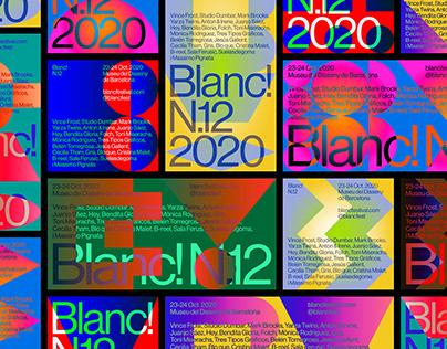 Blanc! N.12