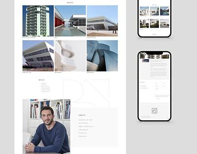 Website Ricardo Barragão