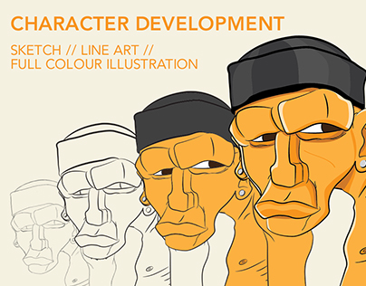 Proudly Kasi (Township) Character Exploration