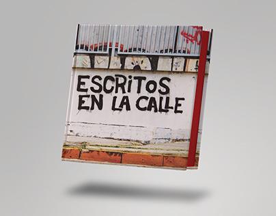Escritos en la calle. The book.