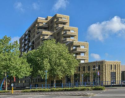 Picuskade, Eindhoven 2020