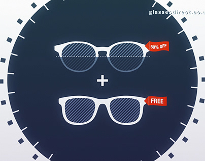 Glasses Direct - TV Spots