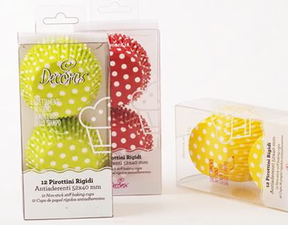 packaging pirottini decora