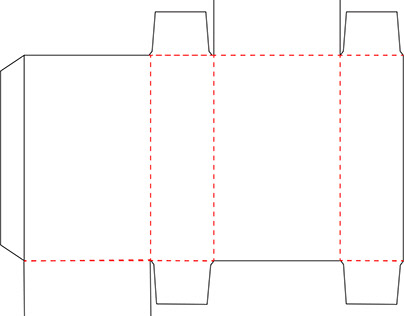 cut template for Perfume