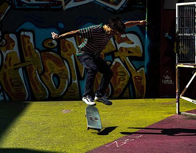 Leica / skateboard/streetphotography/switzerland