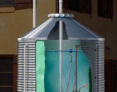 Rainwater Collection Tank