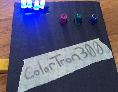 ColorTron300 (Color Matching Game)