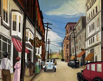 Rosa Parks - Capstone publishing. USA