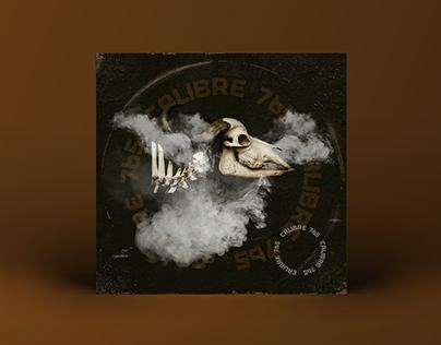Capa do EP de 2020 da banda Calibre 765