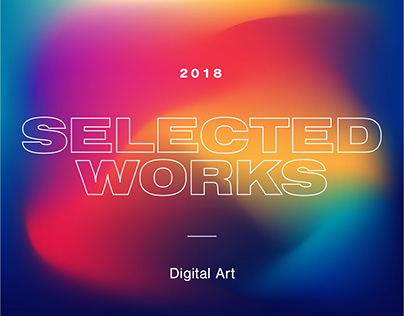 2018 - SELECTED WORKS