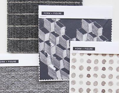 Form + Figure: Textile Collection