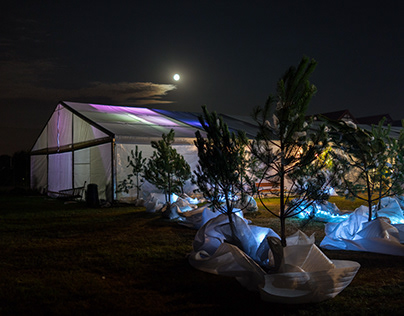VIDEOMAPPING AND SCENOGRAPHY for Summer Malta Camp