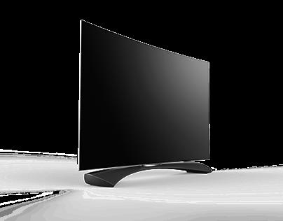筝- OLED TV design