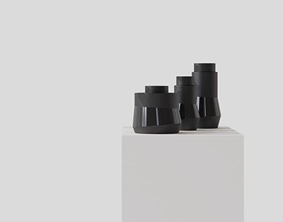 Ceramic family for fermented food