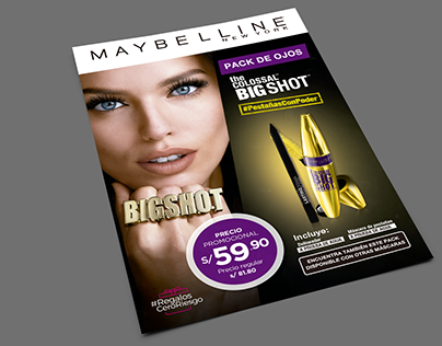 Maybelline, Flyer