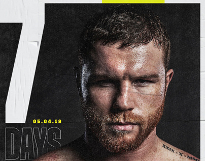 Canelo x Jacobs Fight Poster + Campaign