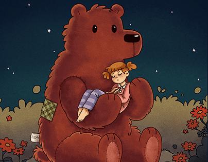 My friend is a bear