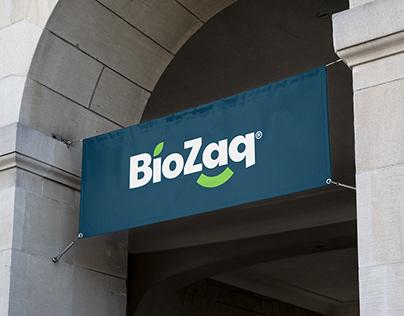 BioZaq Poly Branding