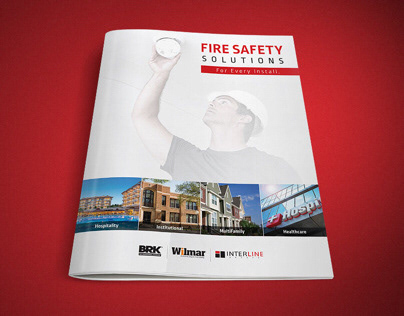 First Alert BRK Wilmar Fire Safety Solutions Brochure