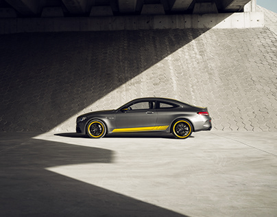 Mercedes- AMG C63 Coupe
