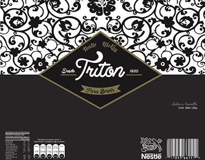 Etiqueta Tritón