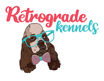 Retrograde Kennels Logo