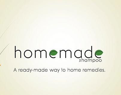 copywriting of homemade shampoo