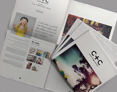 C + C: THE INSPIRATION ISSUE