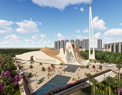 Dubai Creek Harbour Mosque International Competition