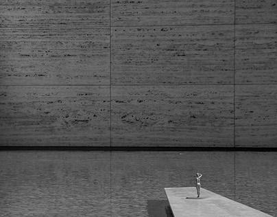 The pavilion - Fundació Mies van der Rohe