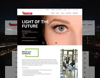 Eurolamp.ua - Manufacturer corporate website