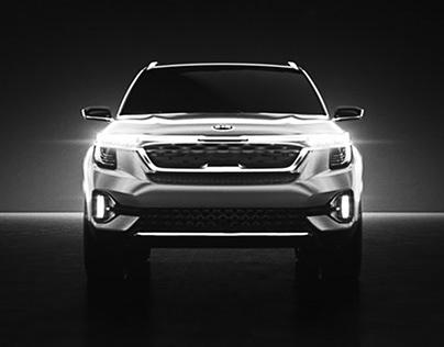 Kia 2019 Seoul Motorshow SP Signature