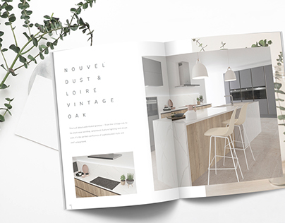 Michel Roux Jr Kitchens Brochure