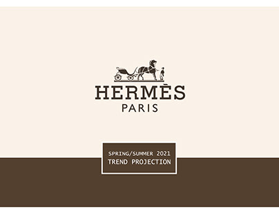 Trend Projection for Hermes Brand
