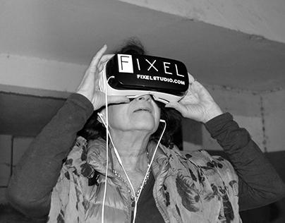 Projekt project - VR
