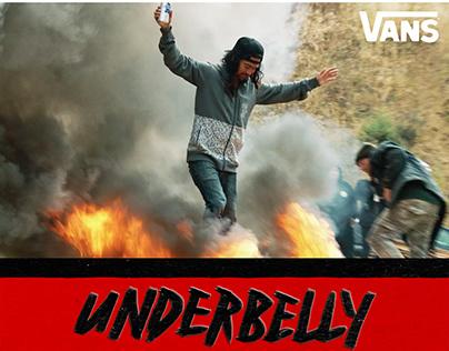 UNDERBELLY - GKC - Original Series, Pilot Episode