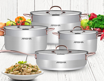 Arshia Cookware