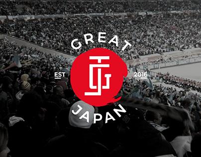 GREAT JAPAN — Soccer Jerseys
